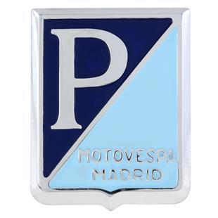 Εικόνα προϊόντος για 'Έμβλημα «Motovespa Madrid»Title'
