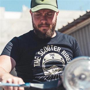 Εικόνα προϊόντος για 'Μπλουζάκι TSR Full Face Helmet Μέγεθος MTitle'