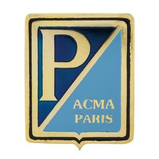 Εικόνα προϊόντος για 'Έμβλημα PIAGGIO ACMA ParisTitle'