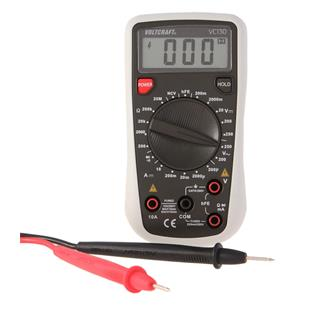 Εικόνα προϊόντος για 'Ψηφιακό πολύμετρο VC 130Title'