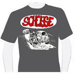Εικόνα προϊόντος για 'Μπλουζάκι SGOTTER Ατυχία … Μέγεθος STitle'