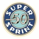 Εικόνα προϊόντος για 'Έμβλημα «SUPER SPRINT 50»Title'