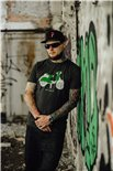 Εικόνα προϊόντος για 'Μπλουζάκι SIP SIP Glorious Basterd Μέγεθος MTitle'