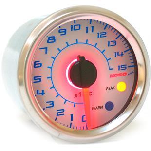 Εικόνα προϊόντος για 'Ένδειξη θερμοκρασίας KOSO GP Style Mini analogTitle'