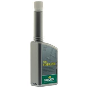 Εικόνα προϊόντος για 'Συντηρητικό ρεζερβουάρ και εξαερωτήρα MOTOREX Fuel StabilizerTitle'