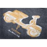 Εικόνα προϊόντος για 'Μπλουζάκι SIP Life is better on a Rally Μέγεθος STitle'