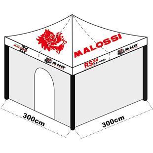Εικόνα προϊόντος για 'Σκηνή MALOSSI Paddock MiniTitle'