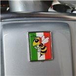 Εικόνα προϊόντος για 'Έμβλημα Σφήκα Μουτσούνα (γραβάτα)Title'
