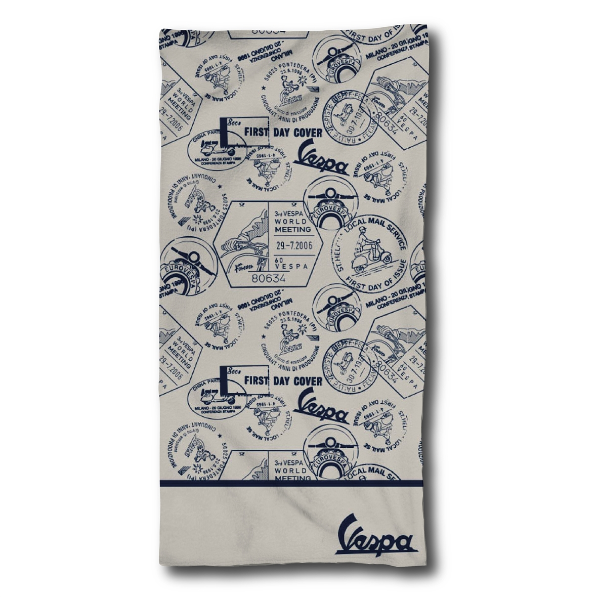 Product Image for 'Towel Vespa Meeting size 80x160cmTitle'