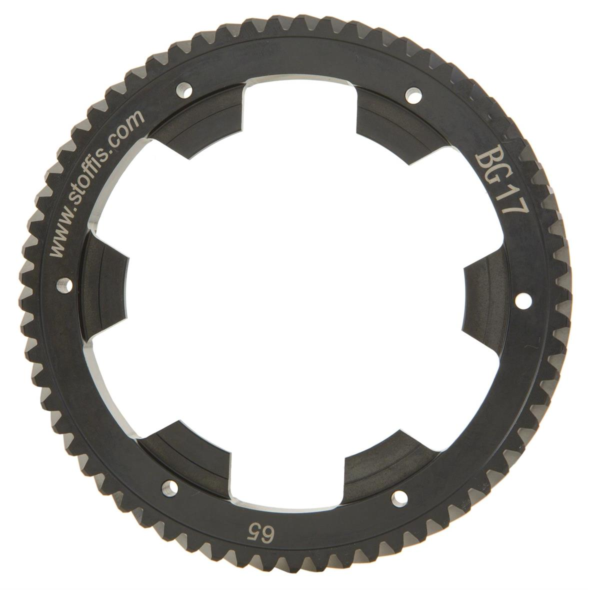 Product Image for 'Primary Driven Gear 65 teeth input shaft SERIE PRO by STOFFI'STitle'