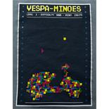 "Product Image for 'T-Shirt ""Vespa - Minoes"" size XLTitle'"