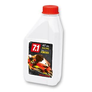 Product image for '4-Stroke Oil MALOSSI 7.1 Racing 10W-50Title'