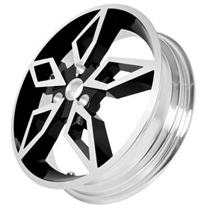 "Product Image for 'Rim ""Black Diamon"" GYRONETICS rear wheelTitle'"