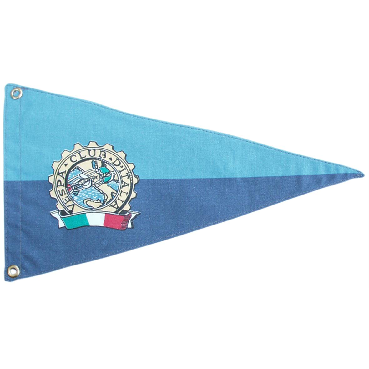 "Product Image for 'Pennant ""Vespa Club d'Italia""Title'"