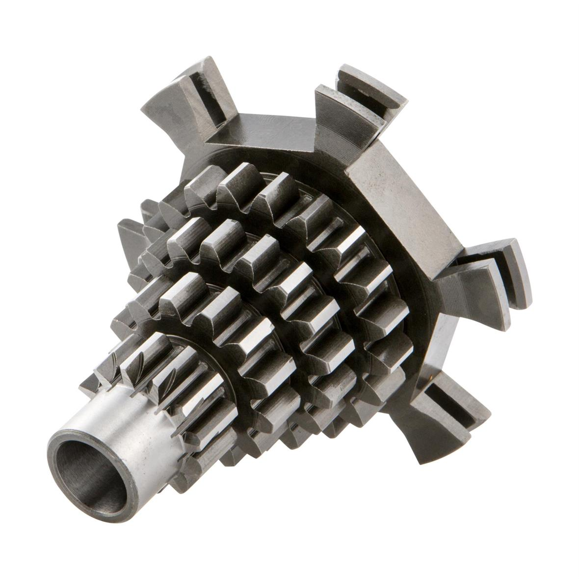 "Product Image for 'Input Shaft Assembly 12-13-17-20 teeth BENELLI ""short 4th gear""Title'"