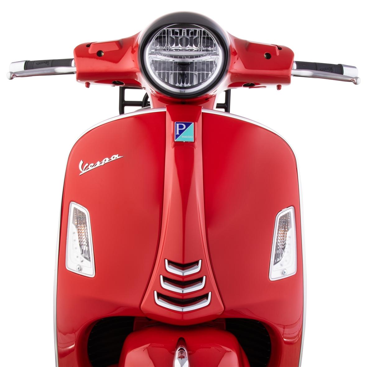 Leinwand für Scooter Faltgarage Haube Wasserdicht Original Vespa GTS 300 Super