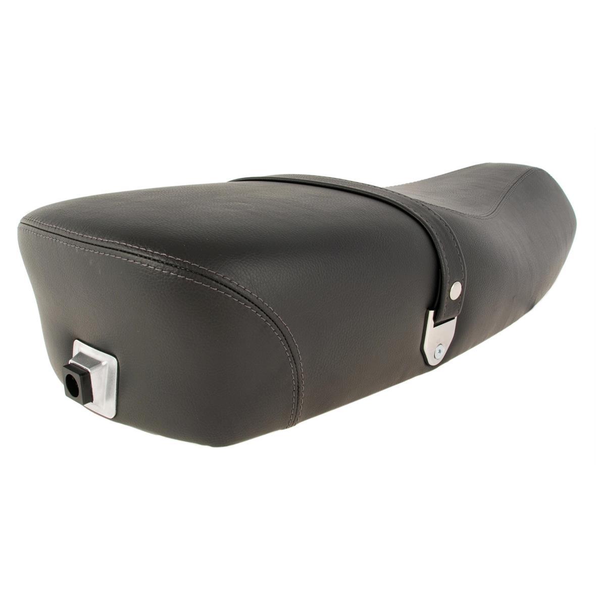 Black Seat Cover Piaggio Vespa Cosa Seat Leather