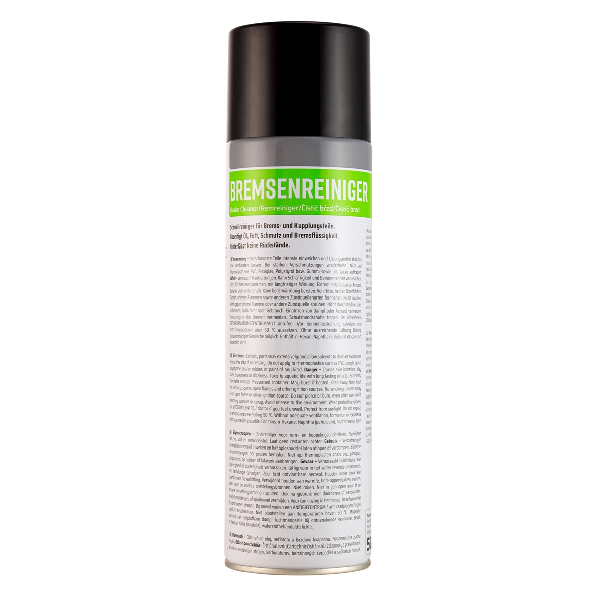 Product Image for 'Brake Cleaner MASTERCARE/REPSTARTitle'