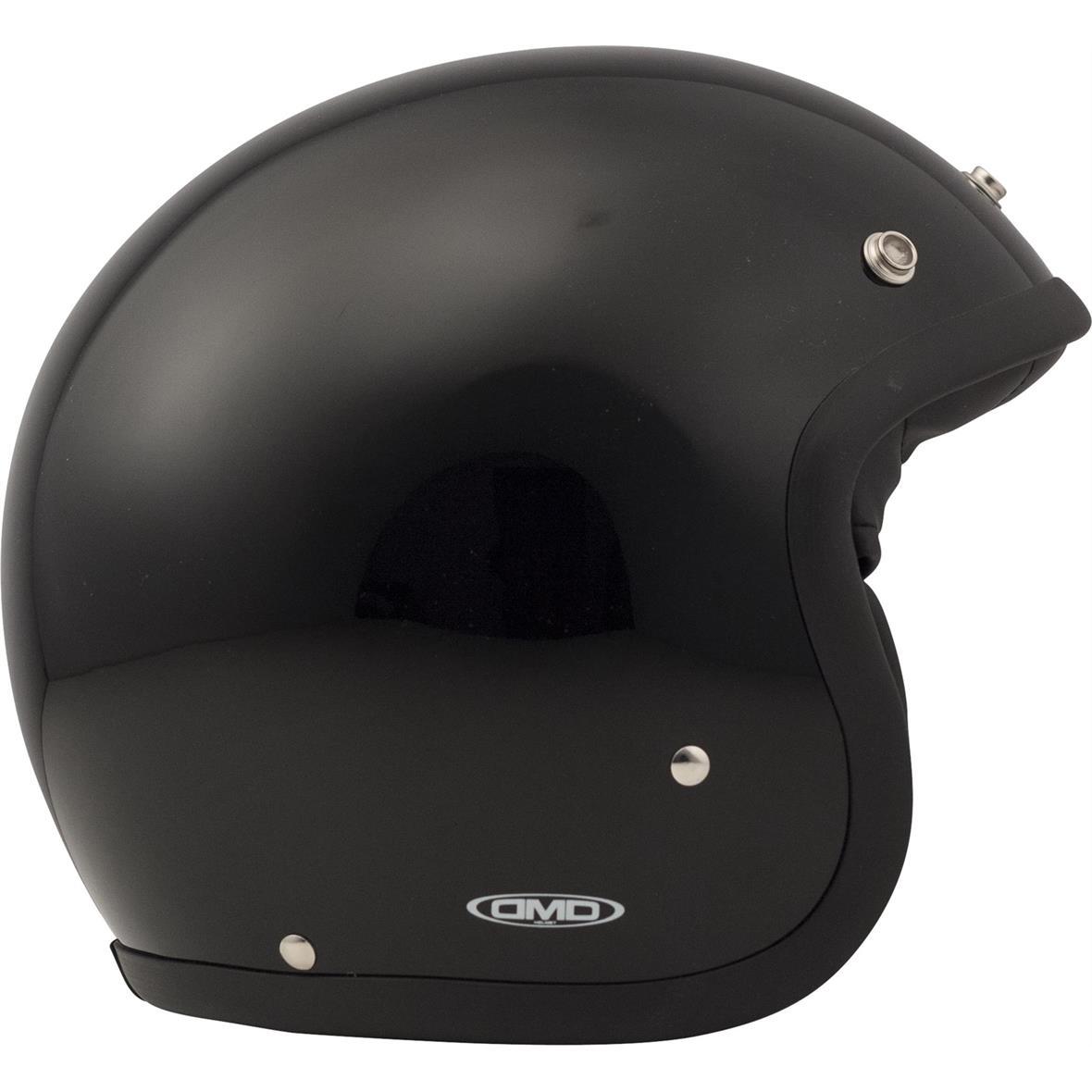 Product Image for 'Helmet DMD Vintage Solid BlackTitle'