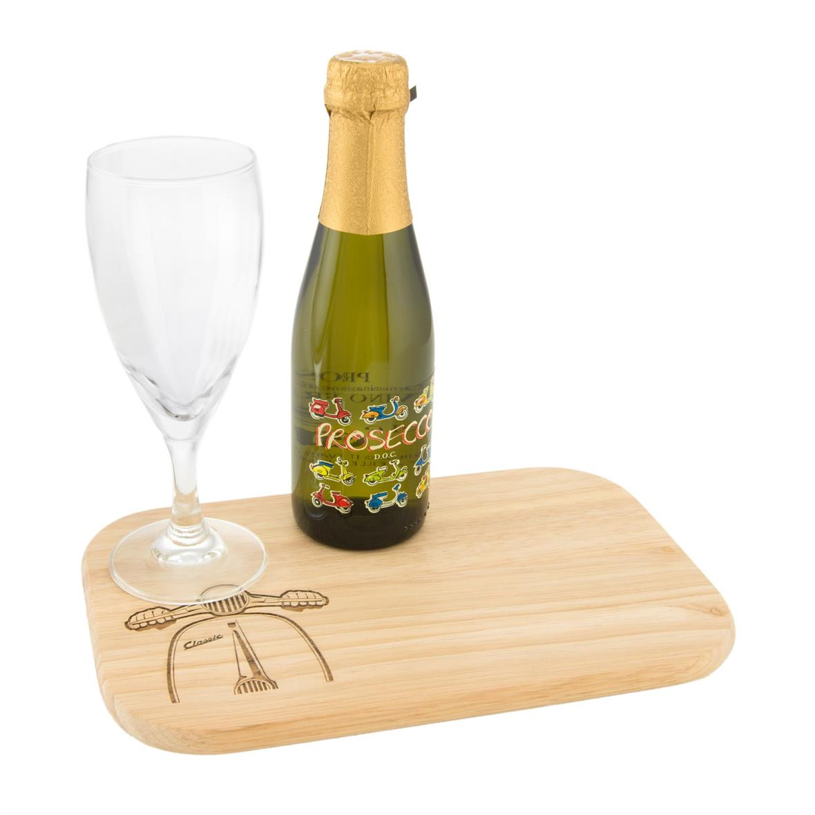 Product Image for 'Chopping Board SIP with Vespa motifTitle'