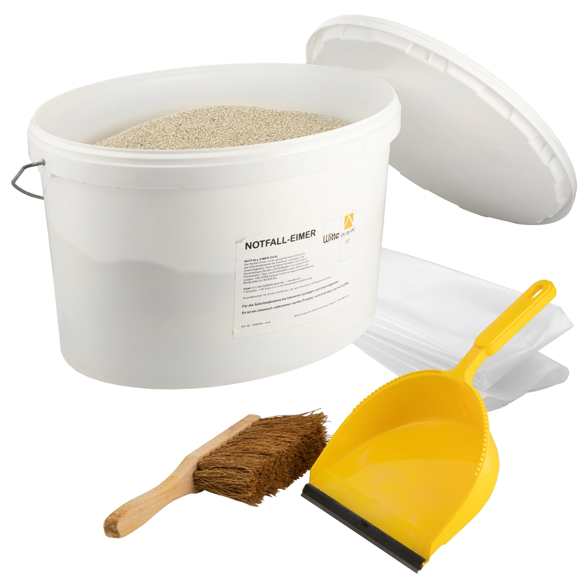Product Image for 'Oil Absorbent Emergency BucketTitle'