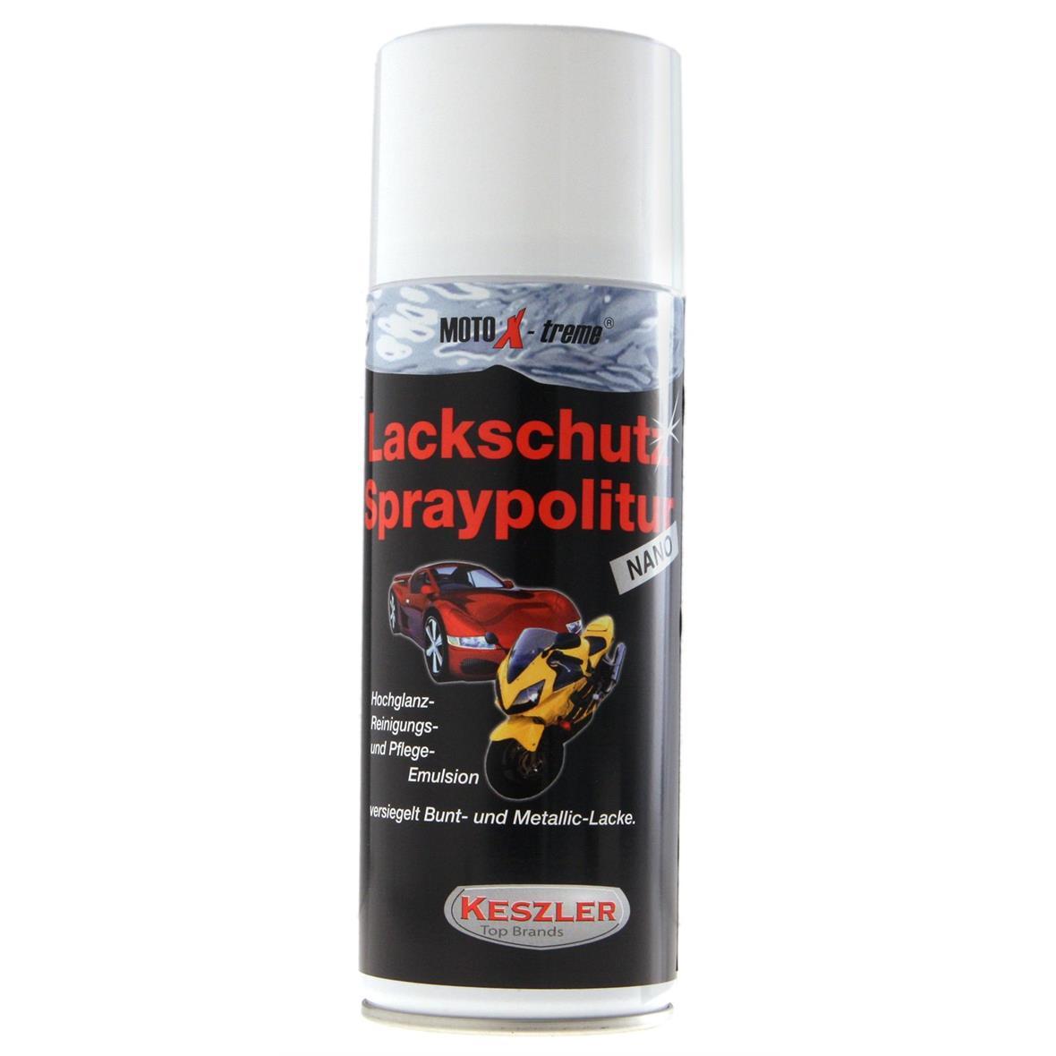 Product Image for 'Varnish Conservation MOTO X-treme Spray Finish NanoTitle'