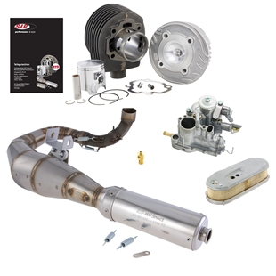 "Product Image for 'Tuning Kit SIP 125 cc SPORT ""Legal""Title'"