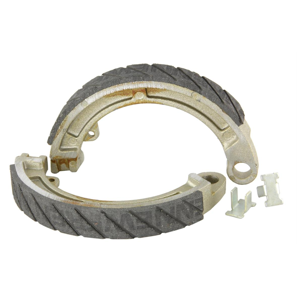 "Product Image for 'Brake Shoes NEWFREN 8""/​9""/​10"", front, ""AntiAQUA""Title'"