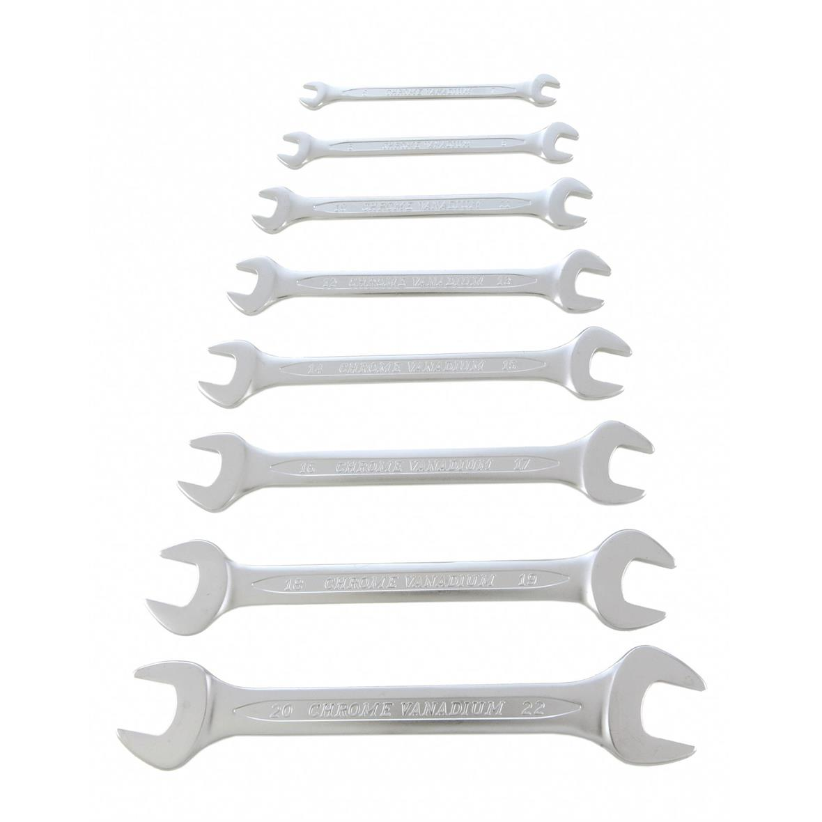 Product Image for 'Open-End Wrench Set JMPTitle'