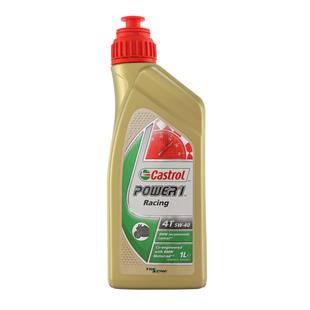 Product image for '4-Stroke Oil CASTROL POWER 1 Racing 4T 5W-40Title'