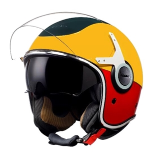 Product Image for 'Helmet PIAGGIO Vespa VJ Sean WotherspoonTitle'