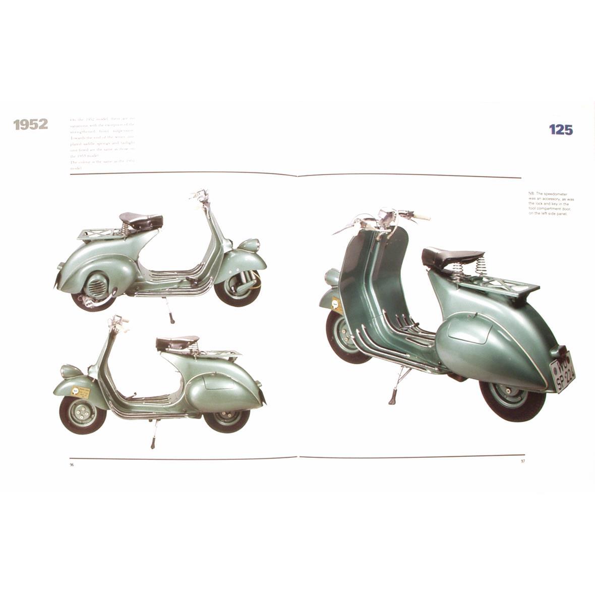 Booklet // Brochure Vespa 70th Anniversary 1946-2016 Collector/'s Item