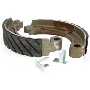 "Product image for 'Brake Shoes NEWFREN 8"", rear, ""AntiAQUA""Title'"