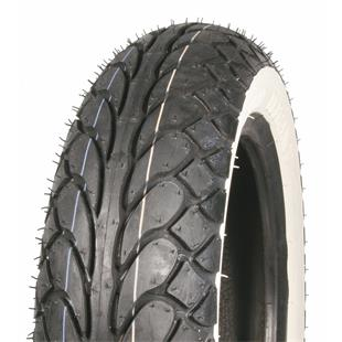 """Product Image for 'Whitewall Tyre MITAS MC22 100/80-10"""" 53L TL reinforced front & rearTitle'"""