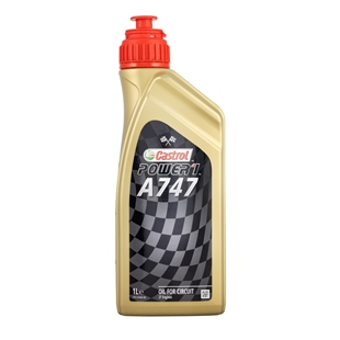 Product image for '2-Stroke Oil CASTROL A 747 high performance oilTitle'