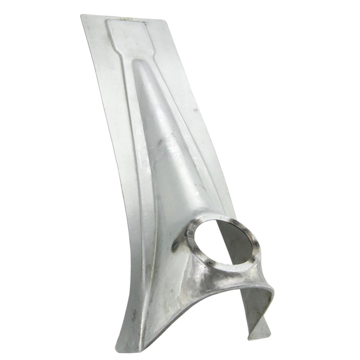 Vespa VNA VNB VBA GS150 VBB Pressed Aluminium Fork Link Cover