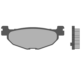 Product Image for 'Brake Pads MALOSSITitle'