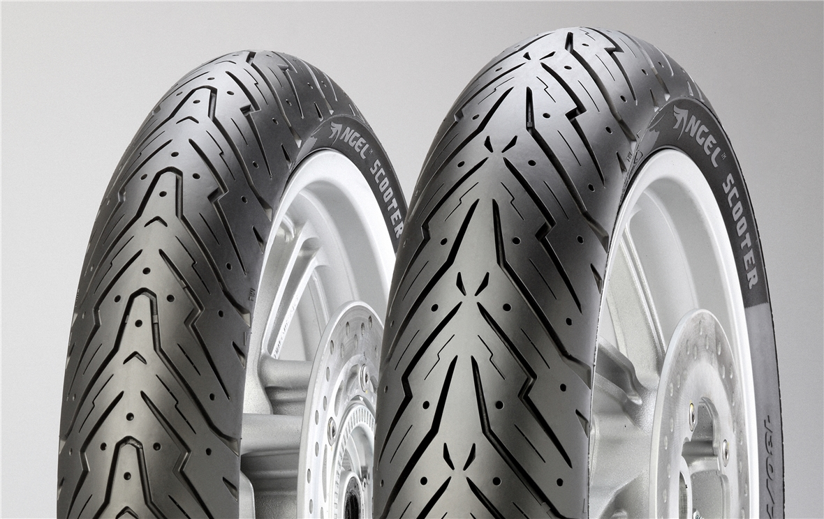 """Product Image for 'Tyre PIRELLI ANGEL SCOOTER 110/70-12"""" 47P TL front & rearTitle'"""