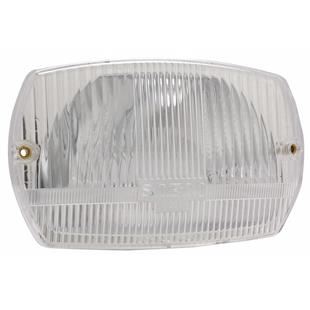 Product image for 'Headlight Unit SIEM trapezoidal Ø 90x140 mmTitle'