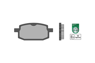 Product image for 'Brake Pads MALOSSI Sport S17Title'