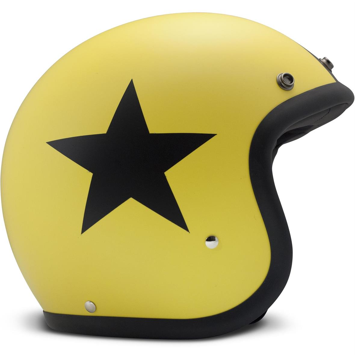 Product Image for 'Helmet DMD Vintage Star YellowTitle'