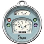 Product Image for 'Key Chain Vespa SpeedoTitle'