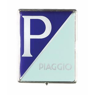 """Product Image for 'Emblem """"PIAGGIO"""" horncoverTitle'"""