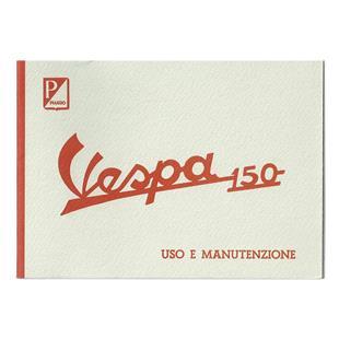 Product Image for 'Instruction Manual PIAGGIO Vespa 150 VBB1TTitle'