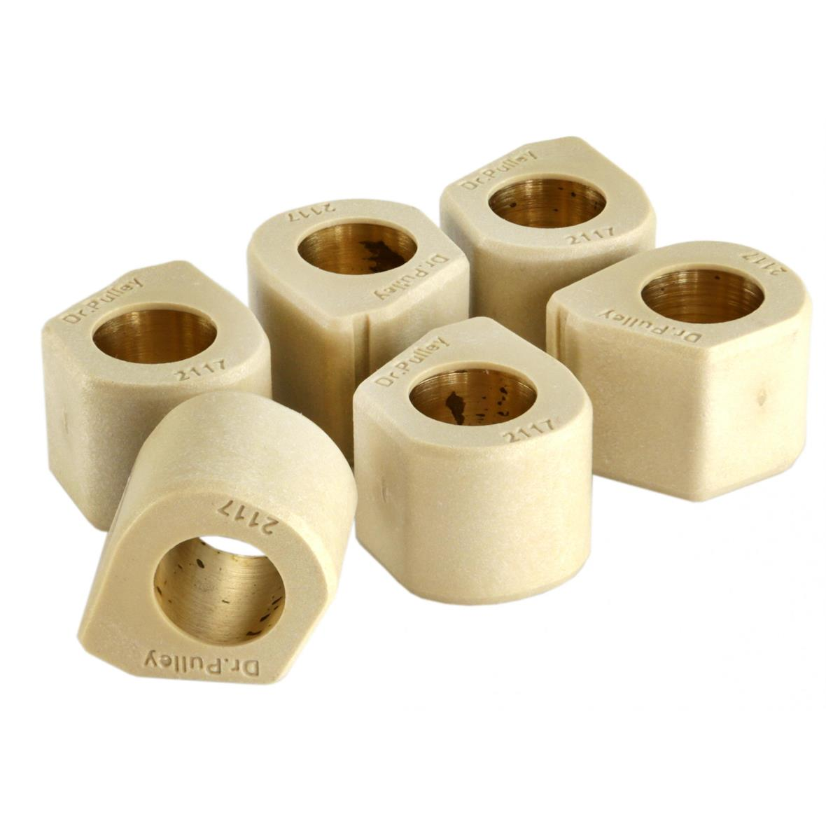 Product Image for 'Variator Rollers DR. PULLEY 16x13 mm 10,0gTitle'