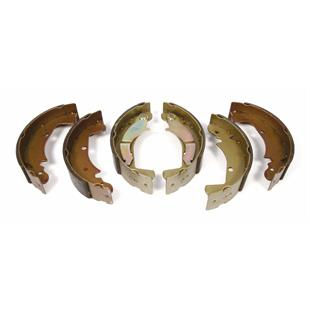 Product image for 'Brake Shoes FA 2 front/4 rearTitle'