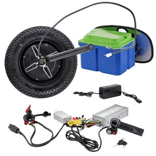 Product Image for 'Conversion kit electric drive SMEETS CLASSICTitle'
