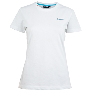 Product Image for 'T-Shirt PIAGGIO Vespa Logo size STitle'