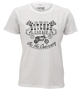 "Product Image for 'T-Shirt SIP by BUTCHER ""ESC VESPA CUSTOM"" size LTitle'"