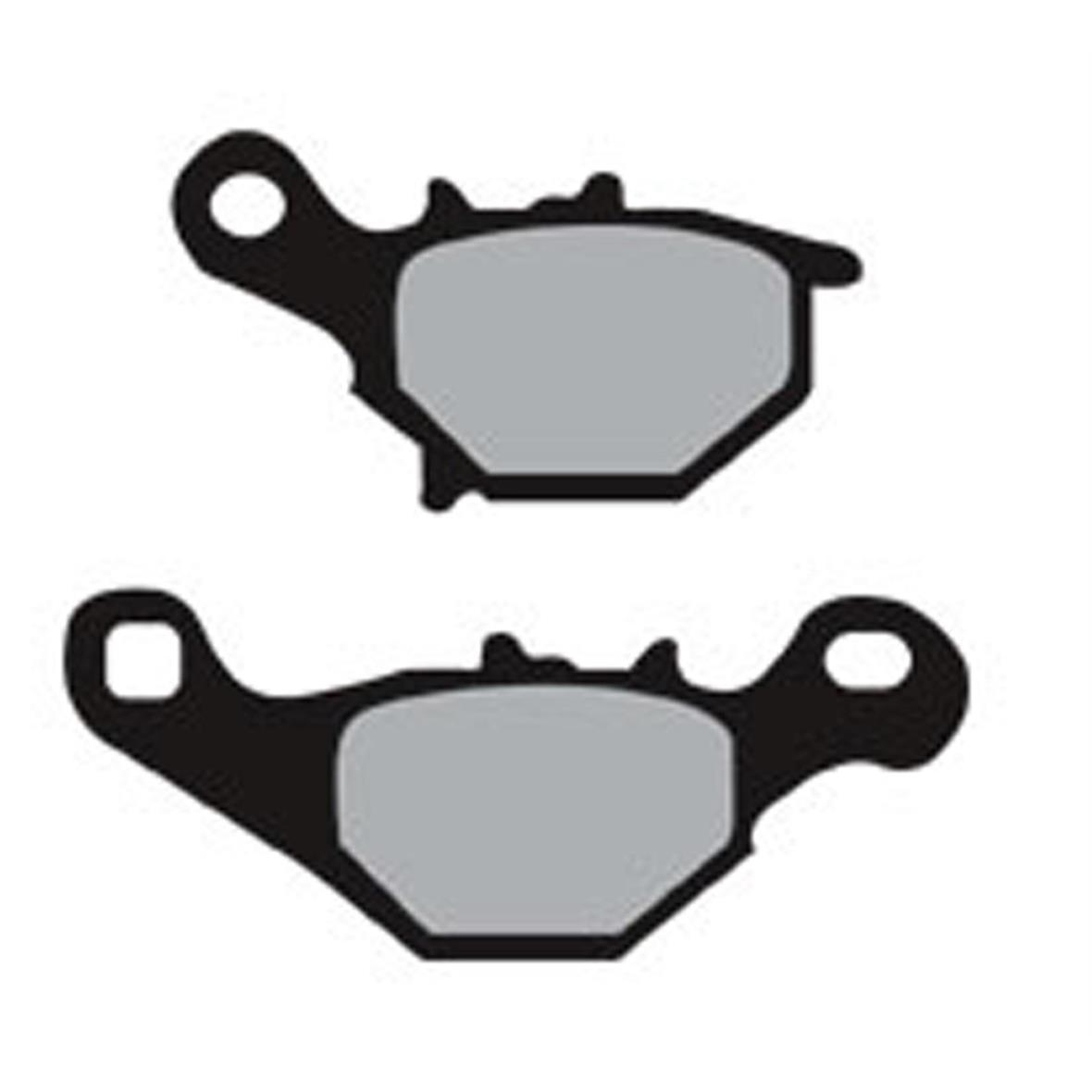 Product Image for 'Brake Pads MALOSSI Sport S47Title'